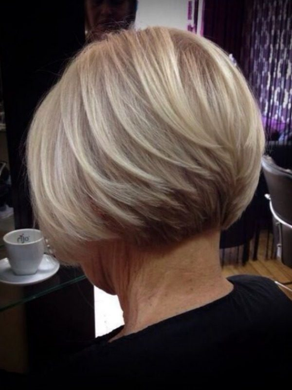 Bem na Foto: Corte de cabelo curto liso para senhoras