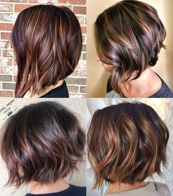 Bem na Foto: 52 cores de cabelos castanhos lisos