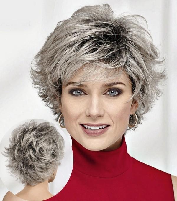 Bem na Foto: 15 Ideias de cortes de cabelos brancos modernos