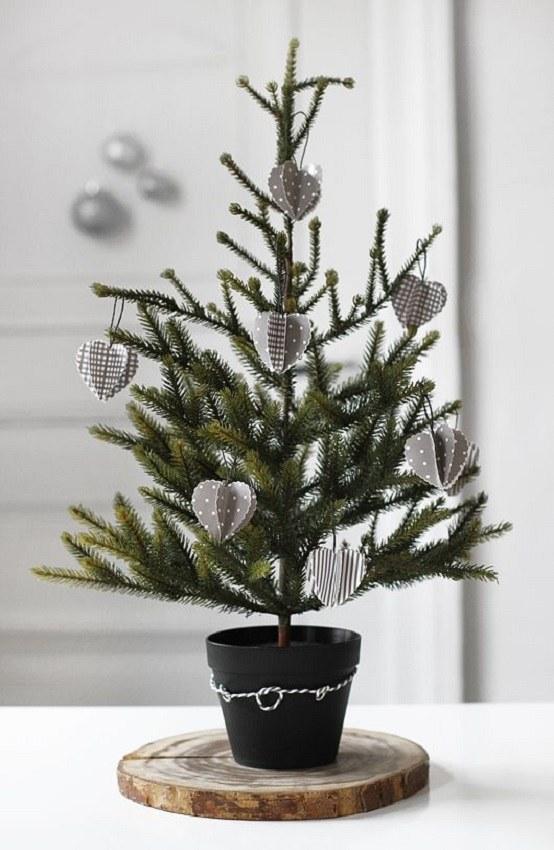 Árvore de natal tradicional natural - xstmas tree