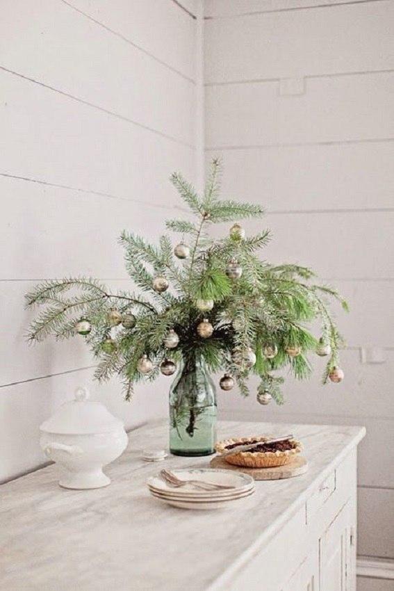 Árvore de natal de mesa - decoração de natal - christmas tree