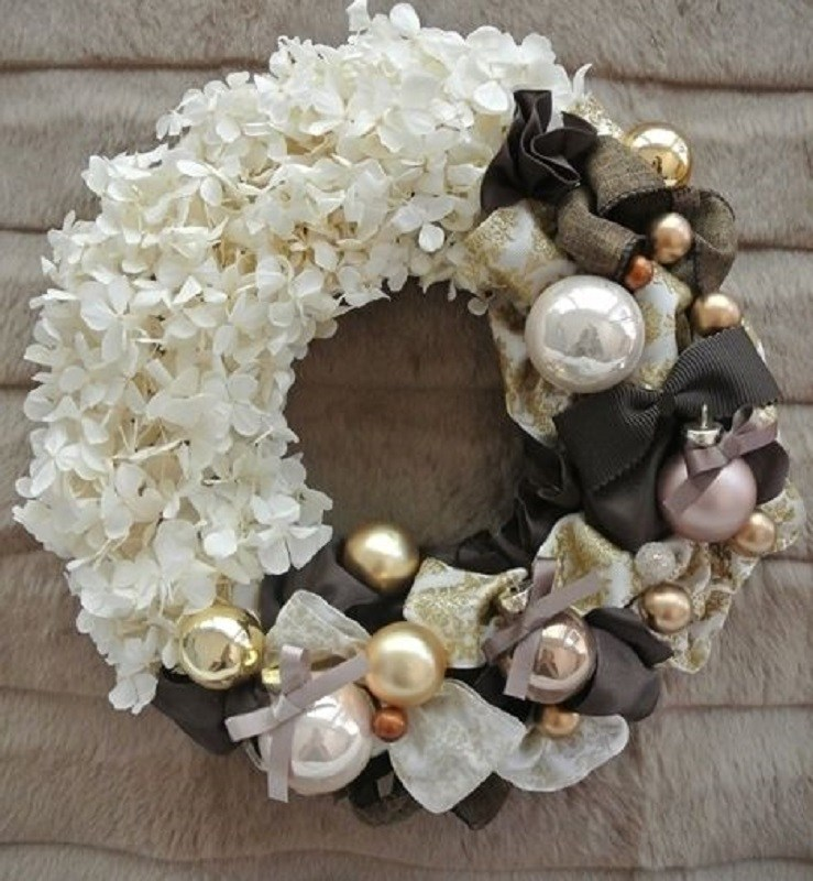 18 ideias para enfeitar - Guirlanda de Natal - Christmas wreaths