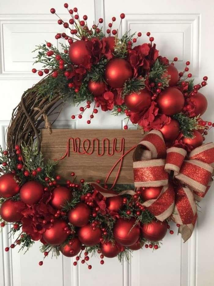 Preparando o Natal: Dicas e ideias de guirlanda de Natal