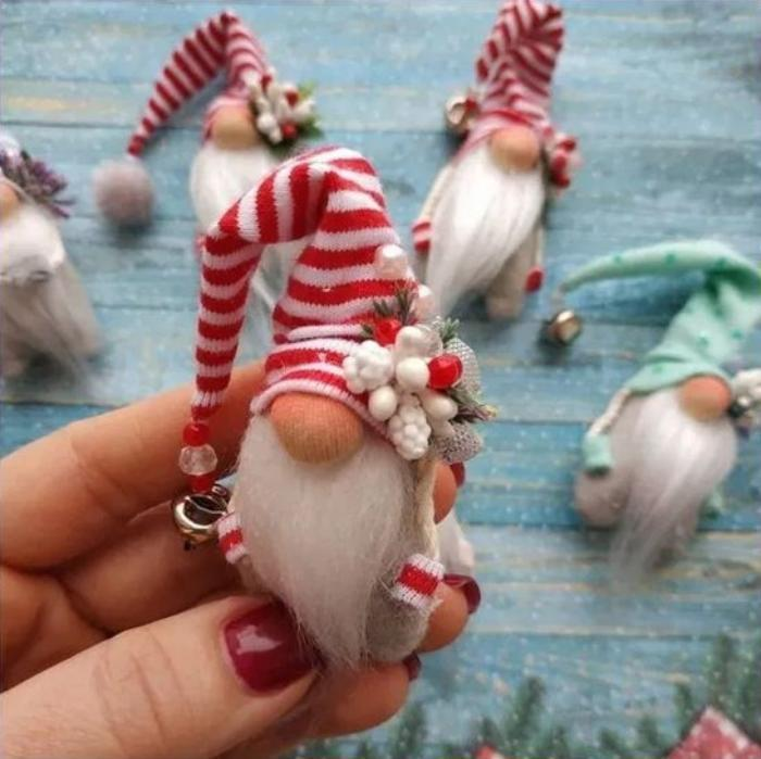 Preparando para o Natal: Faça e presenteie com gnomos da sorte