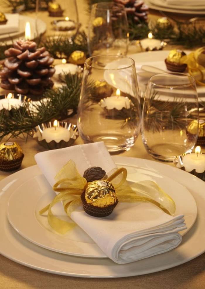 21 Ideias super fáceis de decoração para festas de fim de ano