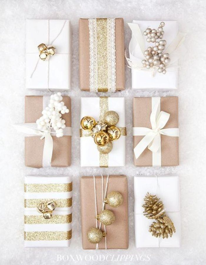Preparando o Natal: Ideias para embalar os presentes