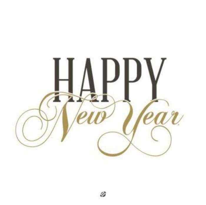 Happy New Year Happy  2020 ! - Mensagem