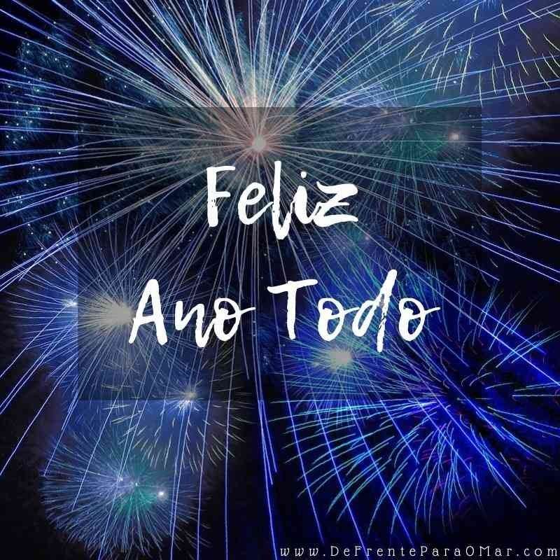 Feliz Ano Todo Feliz 2020 ! Mensagem