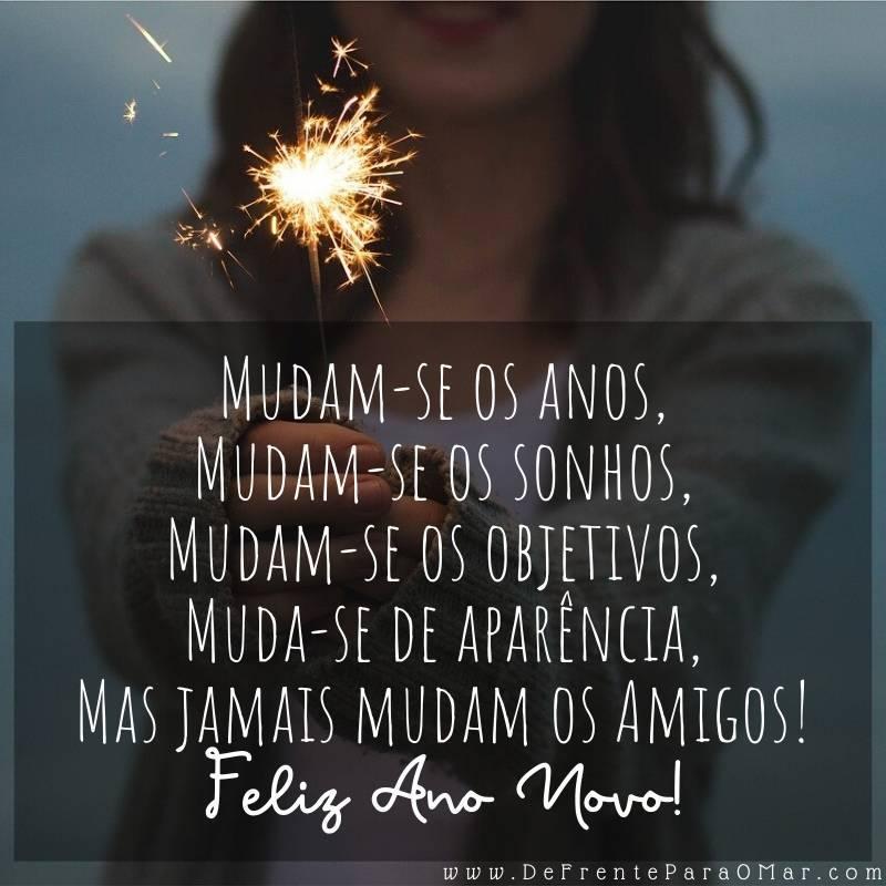 Feliz Ano Novo Feliz 2020 !- Mensagem para os amigos