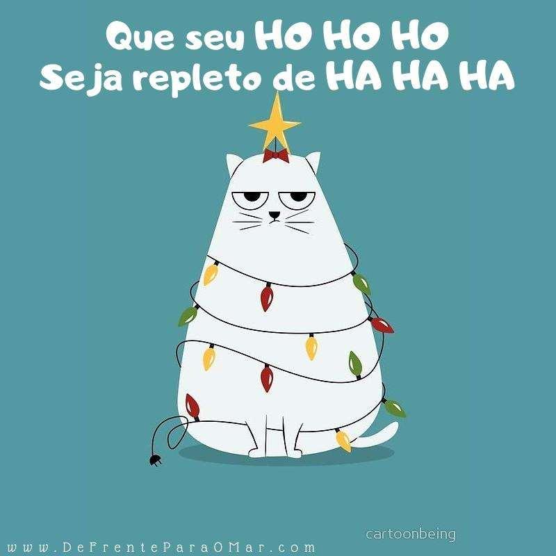 Mensagem de Natal para compartilhar