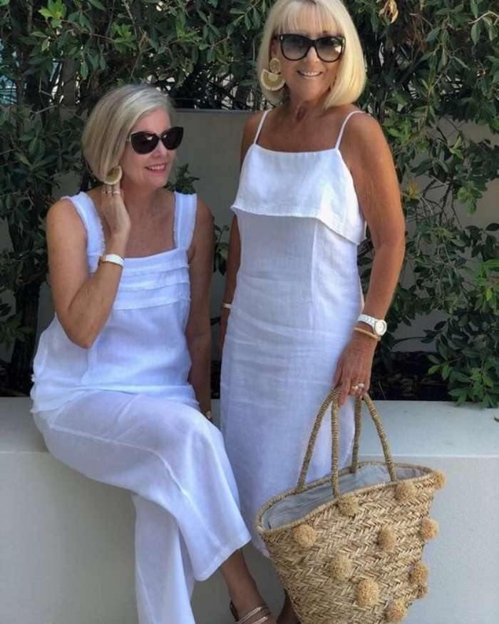 Moda anti-idade: Festejar o Ano Novo na praia