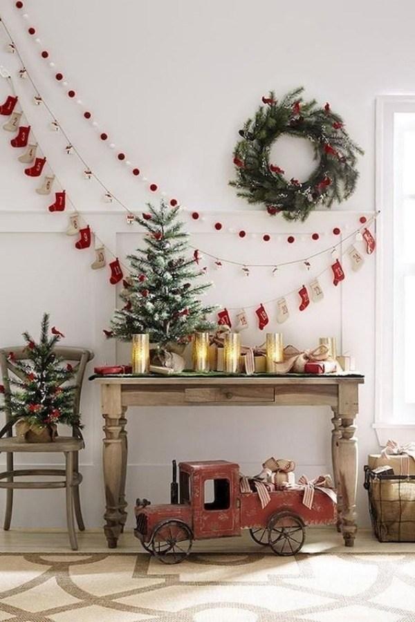 Preparando o Natal : 24 Super Ideias Para a Decoração Natalina