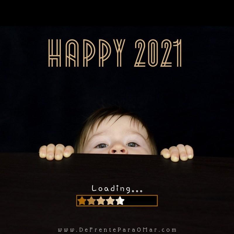 Cartão de Feliz Ano Novo, Mensagem Feliz Ano Novo