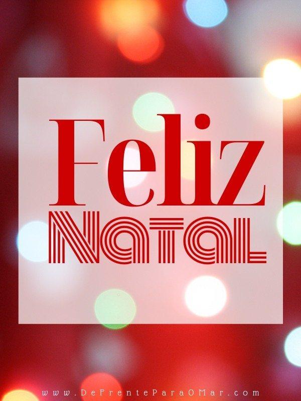 O Natal - Conto de Natal , Mensagem de Natal - Feliz Natal!