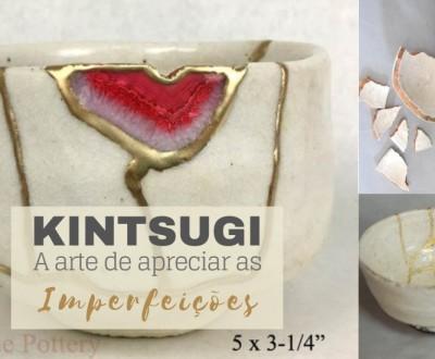DIY - Kintsugi a arte de restaurar a cerâmica