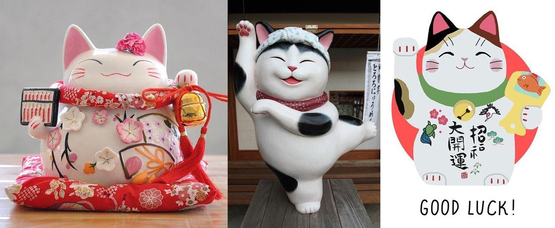 O Gato da Sorte Maneki Neko