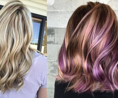 ideias de cor de cabelo para tingir