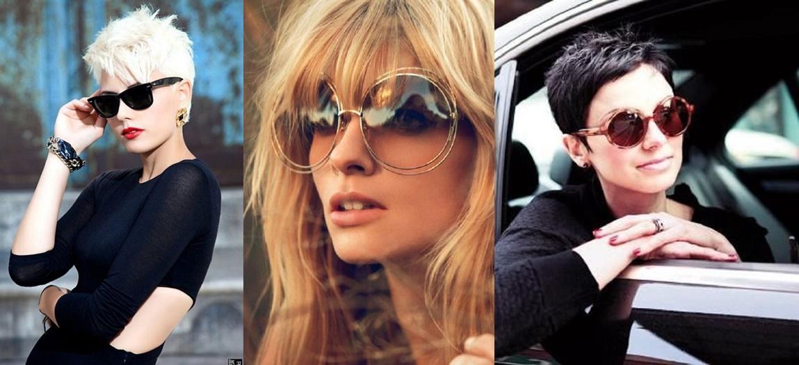 óculos de sol - moda anti-idade