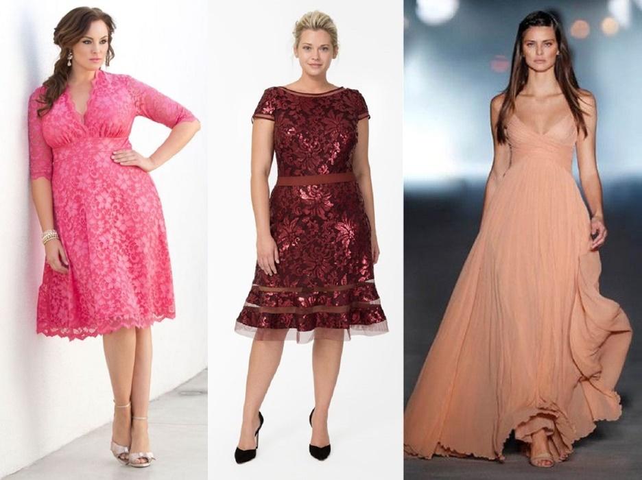 Moda festas - vermelho, rosa, laranja