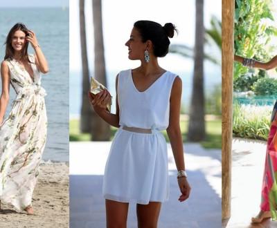 O que vestir no Natal e Ano novo : festas na praia