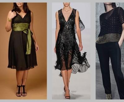 Qual cor suar? Vestir preto nas festas de fim de ano pode?