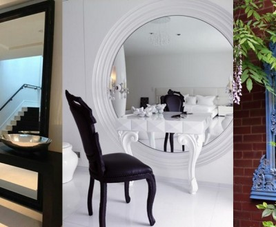 21 sugestões de decoração com espelho