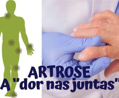 O que é artrose - a dor nas juntas