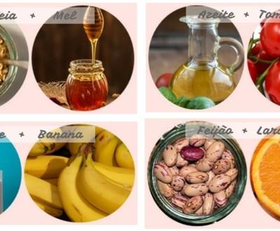 potencializar os alimentos naturalmente
