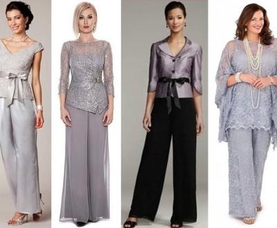 Linda na festa: Calça para festa de bodas de prata