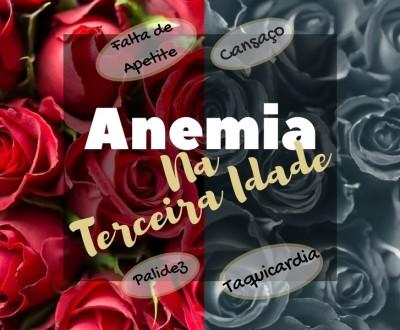 anemia na terceira idade - qualidade de vida
