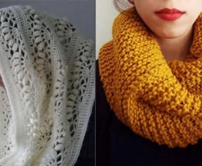 DIY - gola feminina express