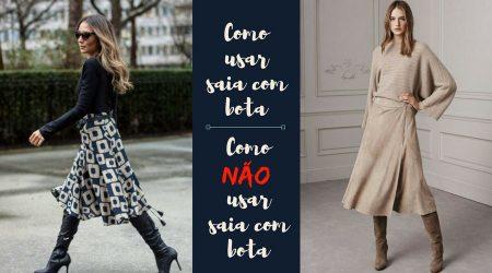 Moda anti-idade - saia com bota - www.defrenteparaomar.com