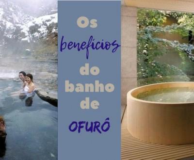 Os benefícios do banho de ofurô