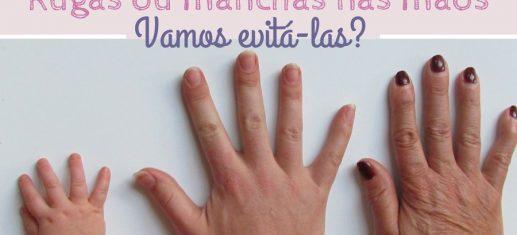Beleza - com evitar as manchas nas mãos