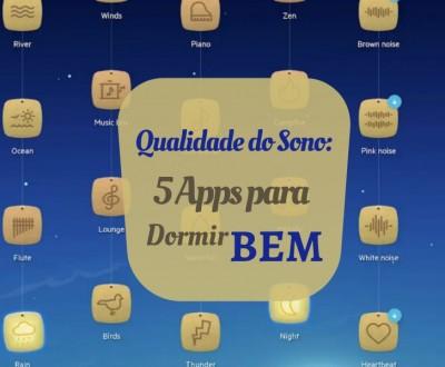 Qualidade do sono: 5 Apps para insônia