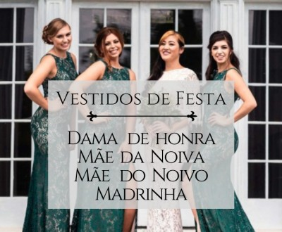 Vestidos de Dama de honra - bridesmaid dresses