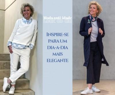 Look do dia: Inspire-se para um dia-a-dia mais elegante