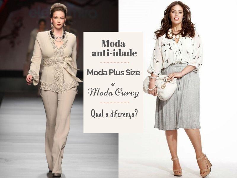 Moda plus size e moda curvy, qual a diferença