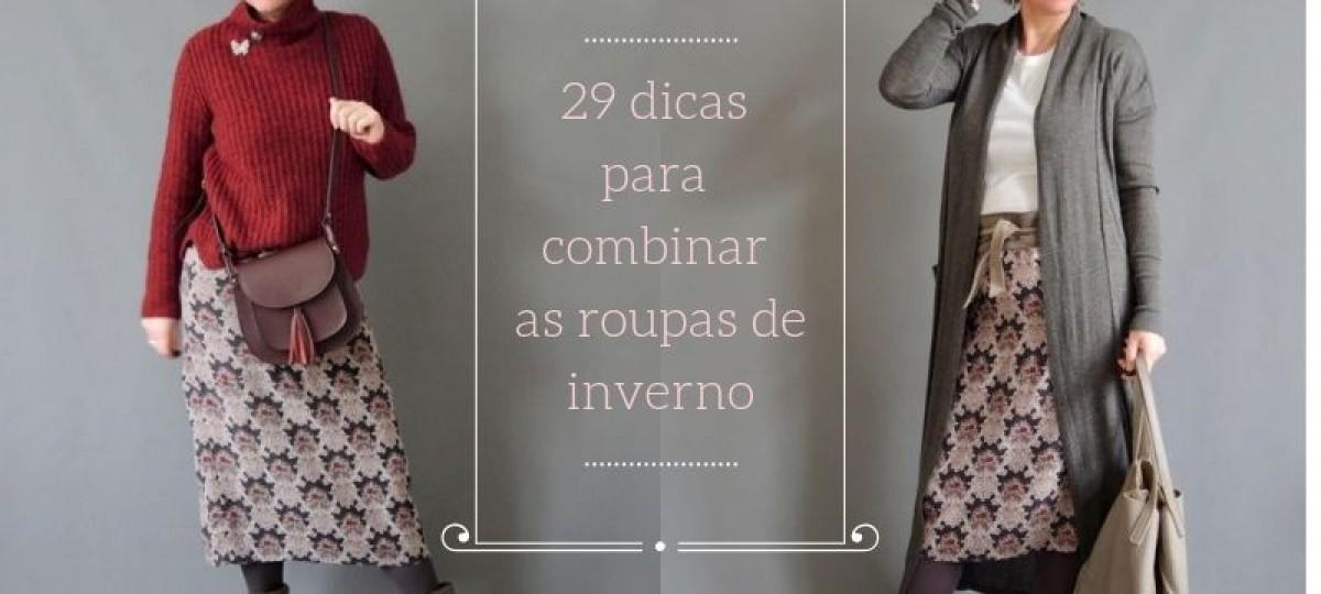 Moda anti-idade: 29 dicas para combinar as roupas de inverno