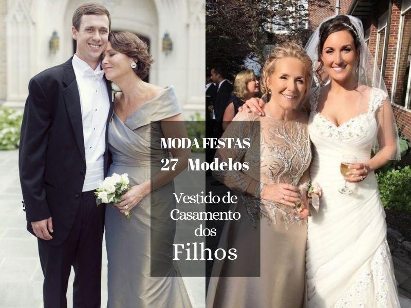 27 Modelos de vestido para mãe da noiva ou do noivo