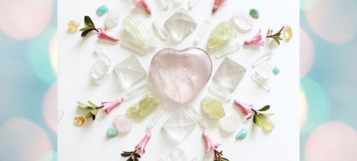 Bons fluídos: Como fazer sua grade de cristais