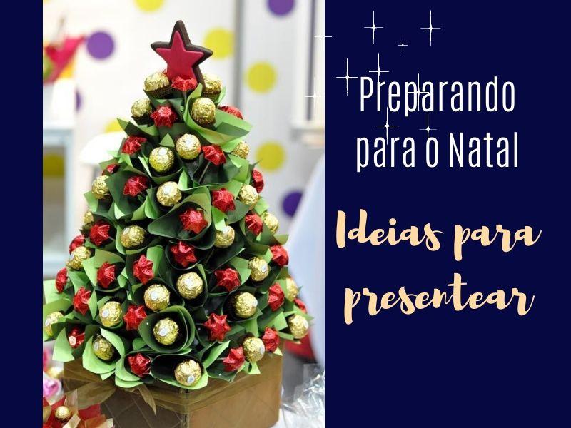 Preparando para o Natal: Ideias para fazer e presentear