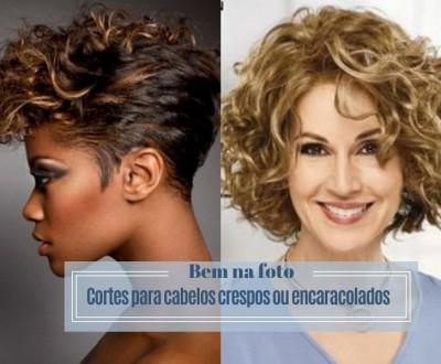 Bem na foto: Cortes para cabelo crespo ou encaracolado