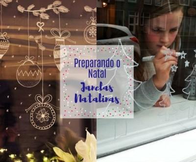 Preparando o Natal: a tendência das janelas natalinas
