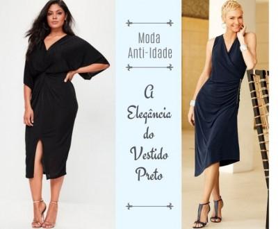 Moda anti-idade: 20 modelos de vestidos pretos
