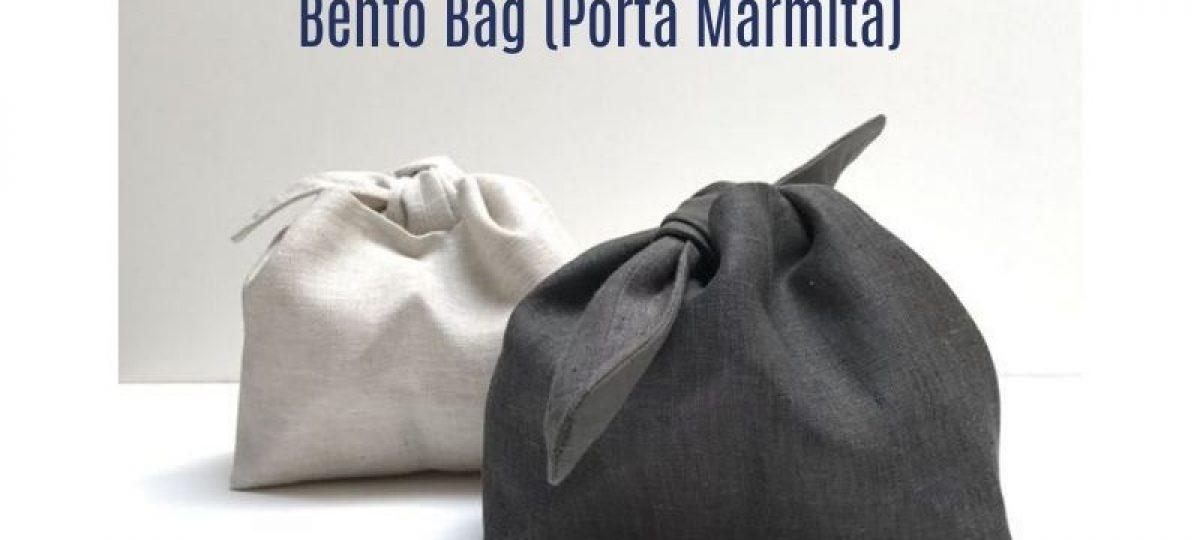 Modelos de bentô bag ou porta marmita