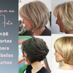 Bem na foto: +56 Cortes para cabelos curtos