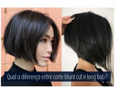 Bem na Foto: Qual a diferença entre corte blunt cut e long bob?
