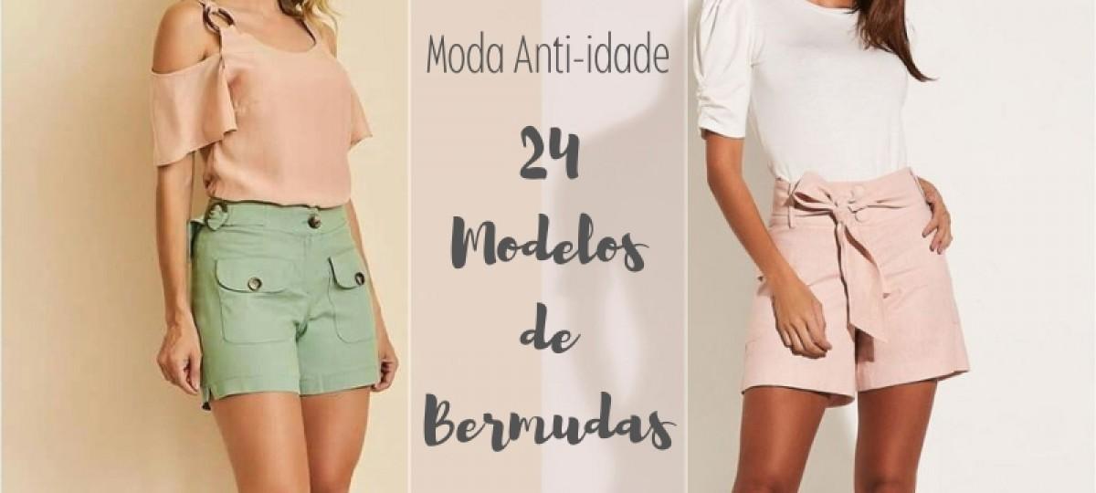 24 Modelos de Bermudas