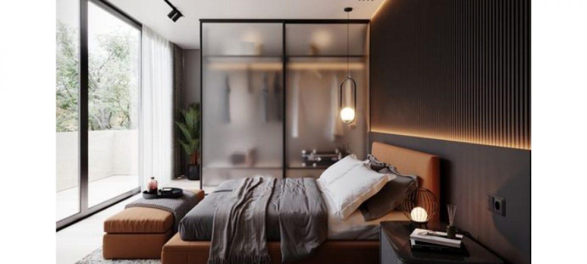 Closet pequeno no quarto - 15 ideias para inspirar